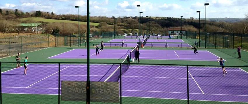 Atlantic Racquet Centre.