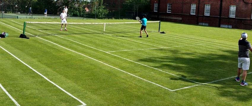 West Heath Lawn Tennis Club.