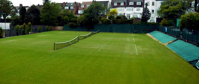 Cumberland Lawn Tennis Club & Hampstead Cricket Club.